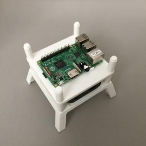 Raspberry Pi stage