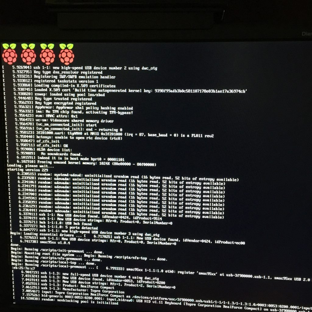 ROS + Snappy Ubuntu Core (4) : Ubuntu Core install on Raspberry Pi