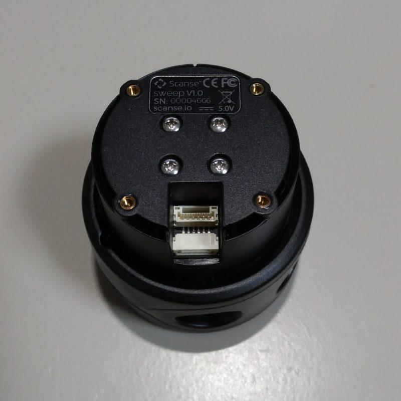 Low-cost LIDARs(2) Specification | Tokyo Opensource Robotics Kyokai